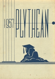 1957 Edition, Plymouth High School - Plythean Yearbook (Plymouth, MI)