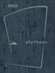 1958 Edition, Plymouth High School - Plythean Yearbook (Plymouth, MI)