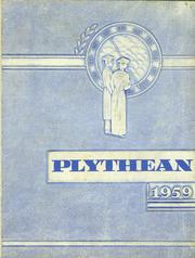1959 Edition, Plymouth High School - Plythean Yearbook (Plymouth, MI)