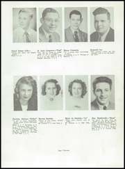 Page 15, 1947 Edition, Petoskey High School - Observer Yearbook (Petoskey, MI) online yearbook collection
