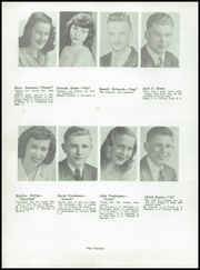 Page 16, 1947 Edition, Petoskey High School - Observer Yearbook (Petoskey, MI) online yearbook collection