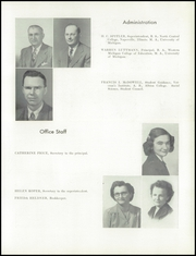 Page 11, 1950 Edition, Petoskey High School - Observer Yearbook (Petoskey, MI) online yearbook collection