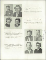 Page 12, 1950 Edition, Petoskey High School - Observer Yearbook (Petoskey, MI) online yearbook collection