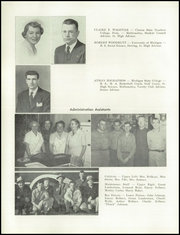 Page 16, 1950 Edition, Petoskey High School - Observer Yearbook (Petoskey, MI) online yearbook collection