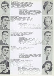 Page 17, 1958 Edition, Big Rapids High School - Rapidonian Yearbook (Big Rapids, MI) online yearbook collection