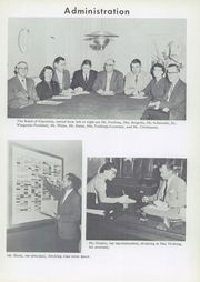 Page 9, 1958 Edition, Big Rapids High School - Rapidonian Yearbook (Big Rapids, MI) online yearbook collection