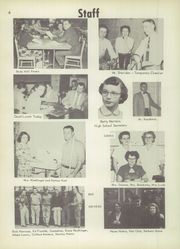 Page 10, 1954 Edition, Vicksburg High School - Barker Yearbook (Vicksburg, MI) online yearbook collection