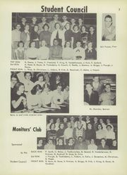 Page 11, 1954 Edition, Vicksburg High School - Barker Yearbook (Vicksburg, MI) online yearbook collection