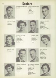 Page 14, 1954 Edition, Vicksburg High School - Barker Yearbook (Vicksburg, MI) online yearbook collection