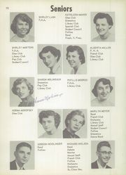 Page 16, 1954 Edition, Vicksburg High School - Barker Yearbook (Vicksburg, MI) online yearbook collection