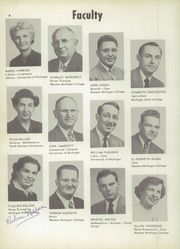 Page 8, 1954 Edition, Vicksburg High School - Barker Yearbook (Vicksburg, MI) online yearbook collection
