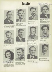 Page 9, 1954 Edition, Vicksburg High School - Barker Yearbook (Vicksburg, MI) online yearbook collection