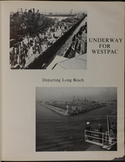 Page 15, 1966 Edition, Topeka (CLG 8) - Naval Cruise Book online yearbook collection