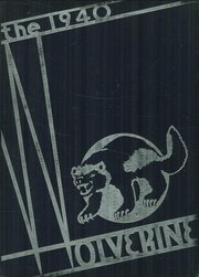 1940 Edition, Godwin Heights High School - Wolverine Yearbook (Grand Rapids, MI)