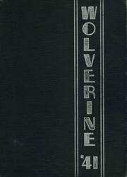 1941 Edition, Godwin Heights High School - Wolverine Yearbook (Grand Rapids, MI)