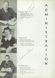 Page 10, 1941 Edition, Godwin Heights High School - Wolverine Yearbook (Grand Rapids, MI) online yearbook collection