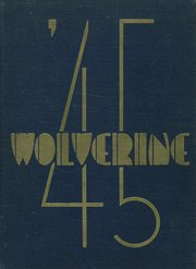 1945 Edition, Godwin Heights High School - Wolverine Yearbook (Grand Rapids, MI)