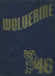1946 Edition, Godwin Heights High School - Wolverine Yearbook (Grand Rapids, MI)