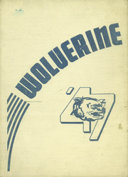 1947 Edition, Godwin Heights High School - Wolverine Yearbook (Grand Rapids, MI)