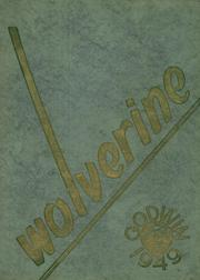 1949 Edition, Godwin Heights High School - Wolverine Yearbook (Grand Rapids, MI)