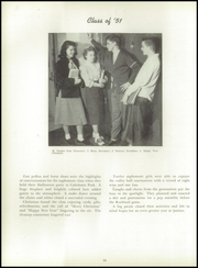Page 38, 1949 Edition, Godwin Heights High School - Wolverine Yearbook (Grand Rapids, MI) online yearbook collection