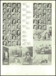Page 45, 1949 Edition, Godwin Heights High School - Wolverine Yearbook (Grand Rapids, MI) online yearbook collection