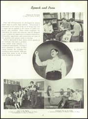 Page 49, 1949 Edition, Godwin Heights High School - Wolverine Yearbook (Grand Rapids, MI) online yearbook collection