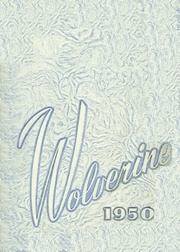 Page 1, 1950 Edition, Godwin Heights High School - Wolverine Yearbook (Grand Rapids, MI) online yearbook collection