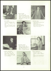 Page 13, 1950 Edition, Godwin Heights High School - Wolverine Yearbook (Grand Rapids, MI) online yearbook collection