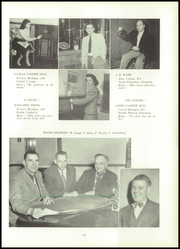 Page 17, 1950 Edition, Godwin Heights High School - Wolverine Yearbook (Grand Rapids, MI) online yearbook collection
