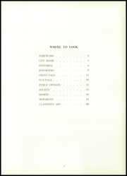 Page 7, 1950 Edition, Godwin Heights High School - Wolverine Yearbook (Grand Rapids, MI) online yearbook collection