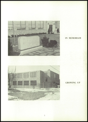 Page 9, 1950 Edition, Godwin Heights High School - Wolverine Yearbook (Grand Rapids, MI) online yearbook collection