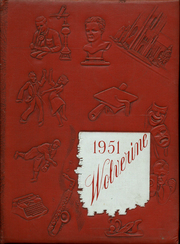 1951 Edition, Godwin Heights High School - Wolverine Yearbook (Grand Rapids, MI)
