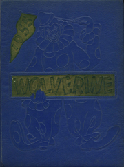 1955 Edition, Godwin Heights High School - Wolverine Yearbook (Grand Rapids, MI)