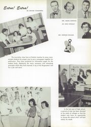 Page 11, 1955 Edition, Godwin Heights High School - Wolverine Yearbook (Grand Rapids, MI) online yearbook collection