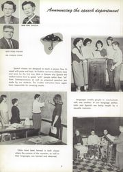 Page 12, 1955 Edition, Godwin Heights High School - Wolverine Yearbook (Grand Rapids, MI) online yearbook collection