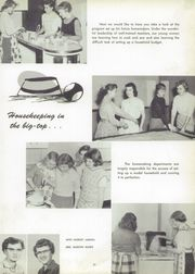 Page 15, 1955 Edition, Godwin Heights High School - Wolverine Yearbook (Grand Rapids, MI) online yearbook collection