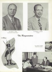 Page 9, 1955 Edition, Godwin Heights High School - Wolverine Yearbook (Grand Rapids, MI) online yearbook collection