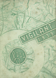 1939 Edition, River Rouge High School - Vigilant Yearbook (River Rouge, MI)