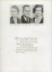 Page 8, 1939 Edition, River Rouge High School - Vigilant Yearbook (River Rouge, MI) online yearbook collection