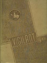1940 Edition, River Rouge High School - Vigilant Yearbook (River Rouge, MI)