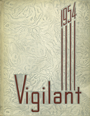 1954 Edition, River Rouge High School - Vigilant Yearbook (River Rouge, MI)