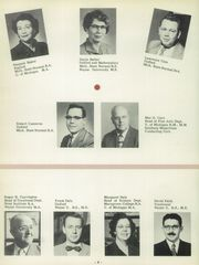 Page 12, 1954 Edition, River Rouge High School - Vigilant Yearbook (River Rouge, MI) online yearbook collection
