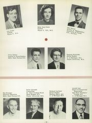 Page 14, 1954 Edition, River Rouge High School - Vigilant Yearbook (River Rouge, MI) online yearbook collection