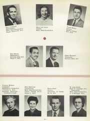 Page 15, 1954 Edition, River Rouge High School - Vigilant Yearbook (River Rouge, MI) online yearbook collection