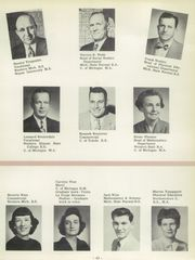 Page 17, 1954 Edition, River Rouge High School - Vigilant Yearbook (River Rouge, MI) online yearbook collection