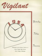 Page 5, 1954 Edition, River Rouge High School - Vigilant Yearbook (River Rouge, MI) online yearbook collection