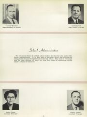 Page 9, 1954 Edition, River Rouge High School - Vigilant Yearbook (River Rouge, MI) online yearbook collection