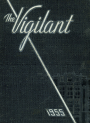 1955 Edition, River Rouge High School - Vigilant Yearbook (River Rouge, MI)