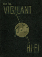 1956 Edition, River Rouge High School - Vigilant Yearbook (River Rouge, MI)